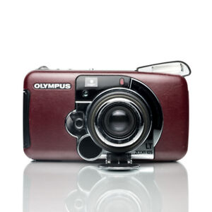 Olympus LT Zoom 105 35mm Film Point & Shoot