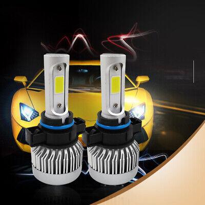 5202 6000K LED Fog Light 279000LM Kit Chevrolet Silverado 1500 2500 HD 2007-2015