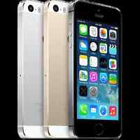 iphone5s work with bell virgin 16gb with charger $299