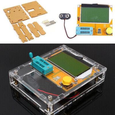 New Lcr-t4 Mega328 Transistor Tester Diodetriode Capacitance Esr Meter Mos Part