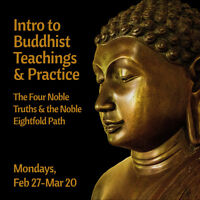 Free Introduction to Buddhism Class