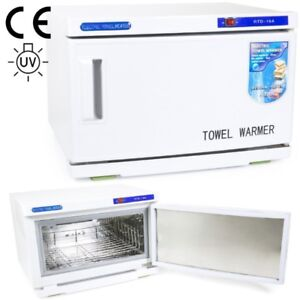 [NEW] 2 in 1 Hot Towel Warmer Cabinet and UV Sterilizer