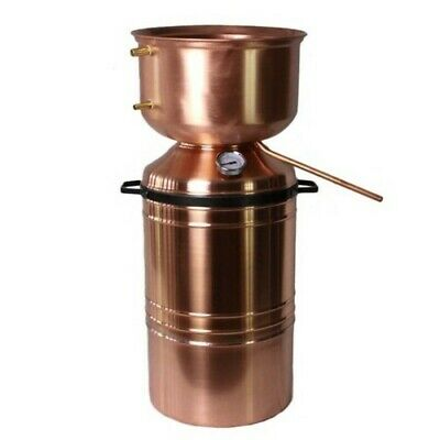 Distillatori Cobre A de Patio - Alambique Grappa Modelo De 50L