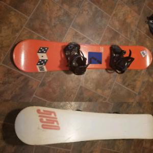 Child Snowboard