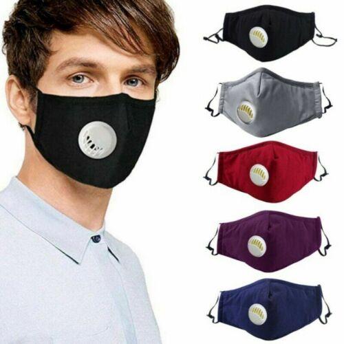 face mask reusable washable fashion clothing men