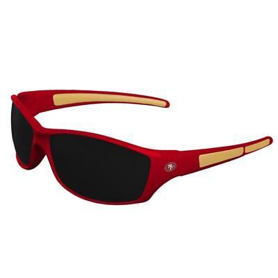 San Francisco 49ers NFL Athletic Wrap Around Sunglasses FREE (San Francisco Sunglasses)