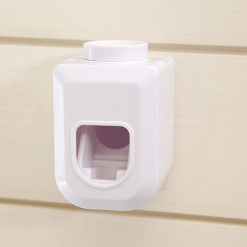 Automatic Toothpaste Dispenser Family Toothbrush Holder Bathroom Household Item