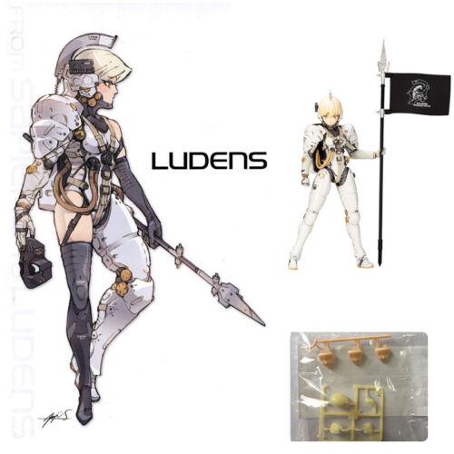 Kotobukiya Mobile Suit Girl KP436 Ludens Death Action Figure Assembly Model Toy