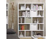 Kira Bookcase, White
