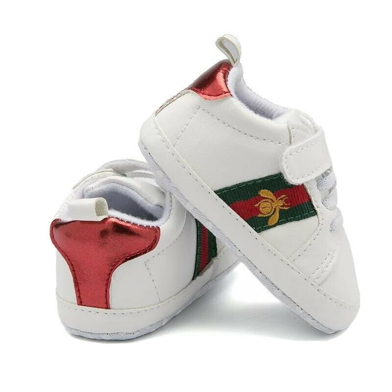 Baby Shoes Unisex Gucci