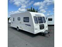 2011 BAILEY Pegasus 524 Touring Caravan - 4 berth