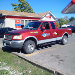 1999 Ford F-150 Pickup Truck AS IS