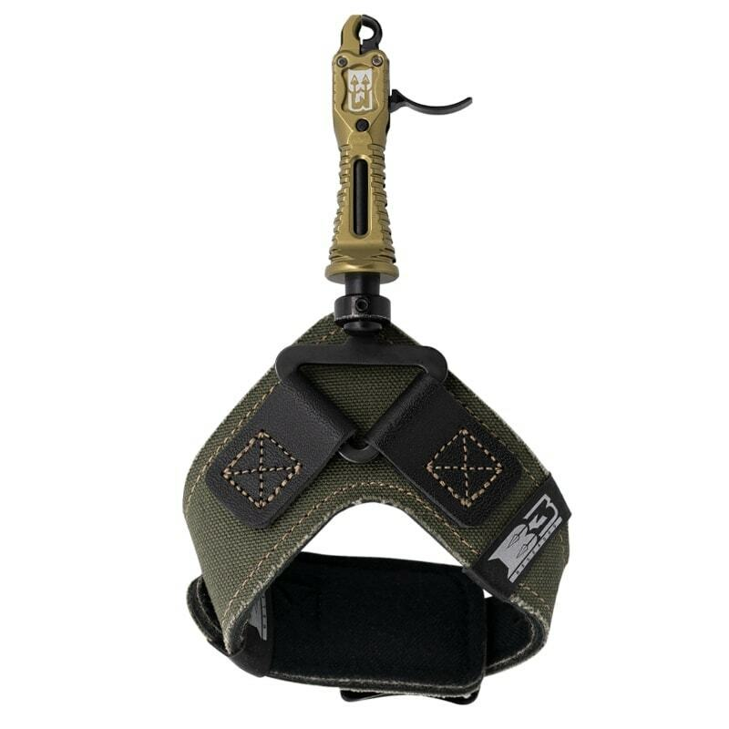 B3 Archery - Rook - Swivel Connector - Olive Drab