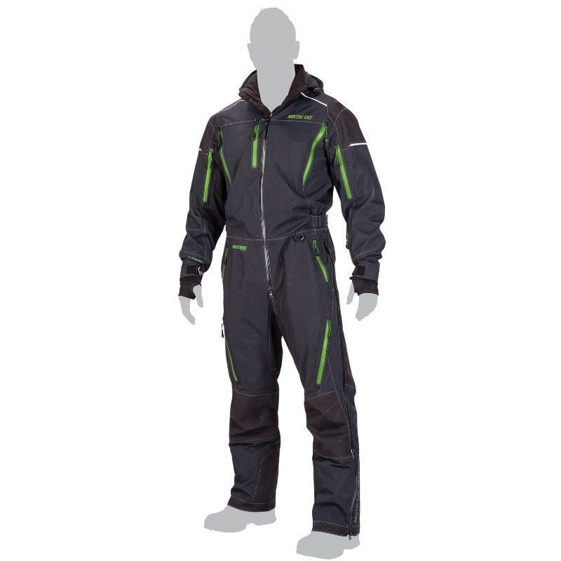 Arctic Cat Men's Pro Mountain One Piece Non-Insulated Breathable Suit