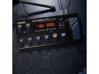 Boss GT 100 - Great Condition, Inc Power Supply