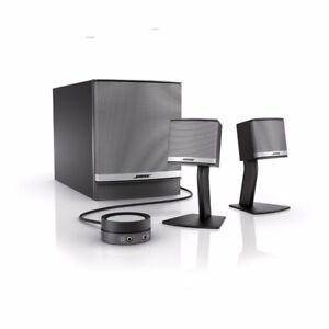BOSE COMPANION 3 III COMPUTER SPEAKERS WITH SUBWOOFER