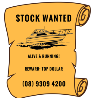 BOATS WANTED - Sit back & relax while we sell it for you!