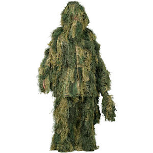 Airsoft/Paintball Ghilli Suit NEW