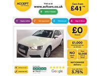Audi A3 1.6TDI ( 105ps ) 2013MY SE FROM £41 PER WEEK!