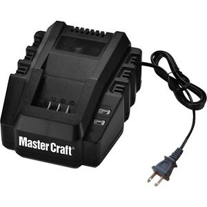 Master Craft 40V Lithium-Ion Battery Charger, New