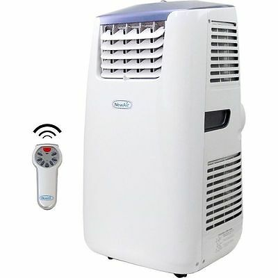 Portable 14000 BTU Air Conditioner, Large 525 SqFt AC w/ Ionizer Window & Remote