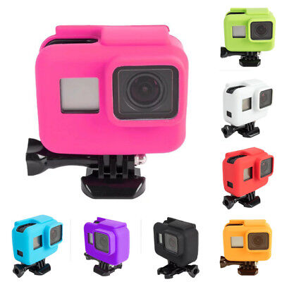 Anti-scratch Silicon Protect Case Cover Housing For Gopro Hero 7 6 5 Accessories