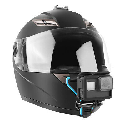 For GoPro Hero 7/6/5 Xiaomi Camera Anti-slip Motorcycle Helmet Chin Mount Holder