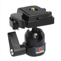 Manfrotto Ballhead with Quick Release