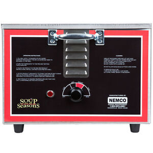 Nemco 6510-D7P Double Well 7 qt. Soup Warmer - Single Thermostat Kitchener / Waterloo Kitchener Area image 2