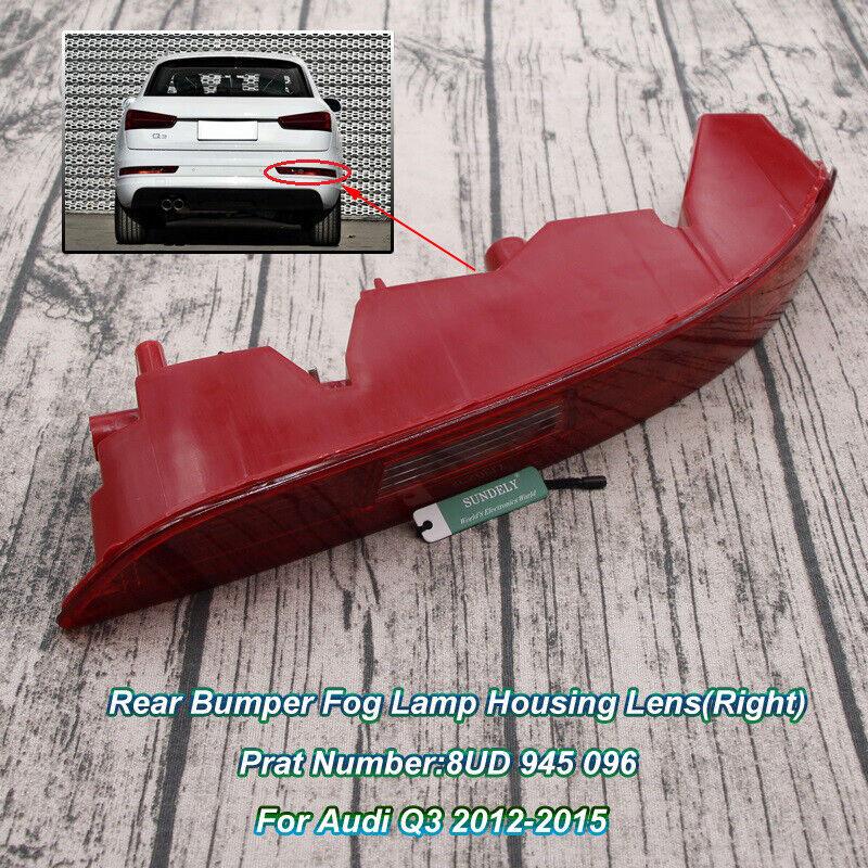 For Audi Q7 REAR BUMPER Indicator side light Reverse Lamp Passenger Side Left