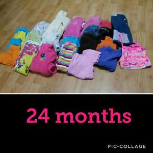 Girls 24 months