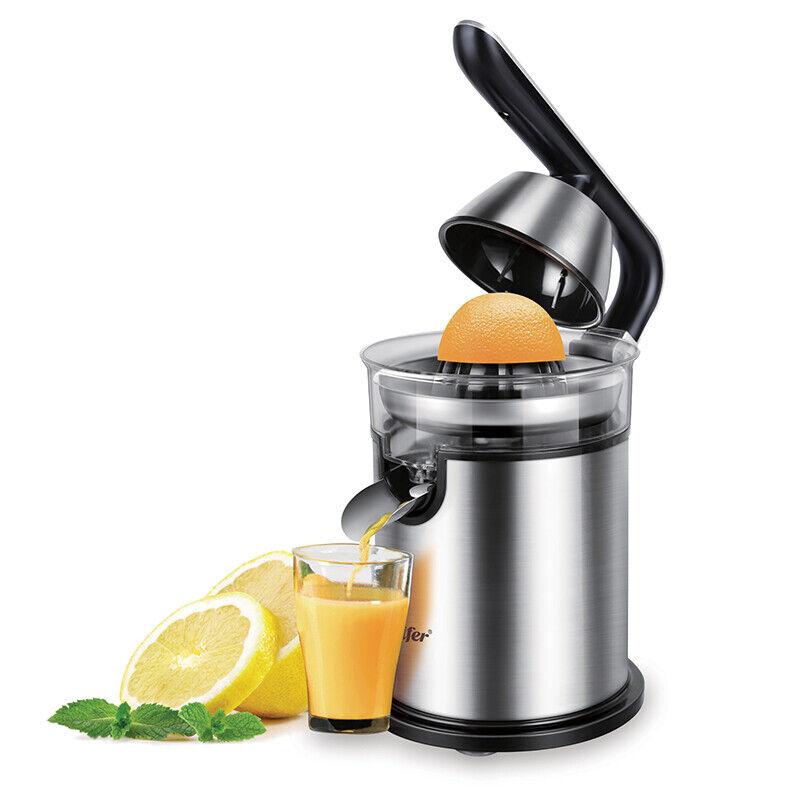 Electric Citrus Healthy Juice Maker Orange Lemon Lime Squeez