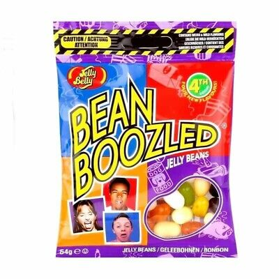Grageas Jelly Belly Bean Boozled 54g Refill Candy Alubias Harry Potter