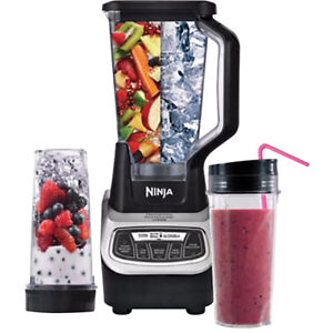 Ninja Professional 2.1L 1100-Watt Stand Blender with Nutri Ninja