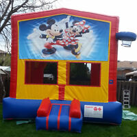 Party rentals, bouncy castles, costumes, cotton candy, Scarborou