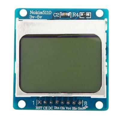 3.3v5v Lcd Screen Display Module White Backlight Adapter Pcb For Nokia 5110