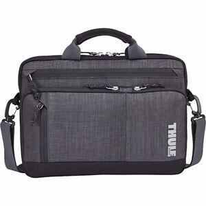 """Thule Stravan 13"""" Laptop Briefcase - Grey - $113 new"""