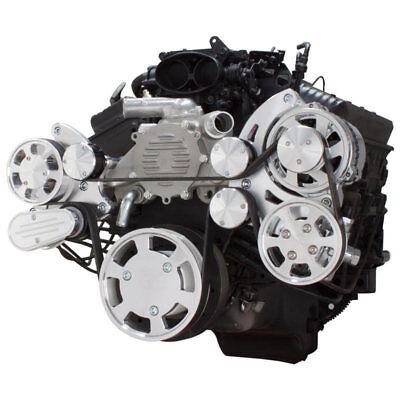 Serpentine System for Chevy LT1 Generation II - Power Steering & Alternator