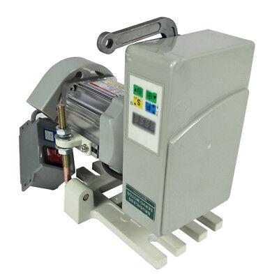 Techtongda Brushless Sewing Servo Motor For Industrial Sewing Machine 750w 110v