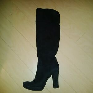 Browns bottes Boots suede