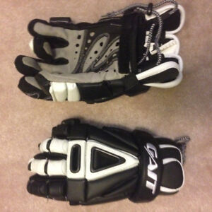 GAIT RECON LACROSSE GLOVES - SIZE LARGE