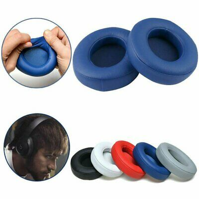 For Beats by Dre Solo 2.0 3.0 Ear Pads Foam Cushion Wireless Wired Headphone Consumer Electronics