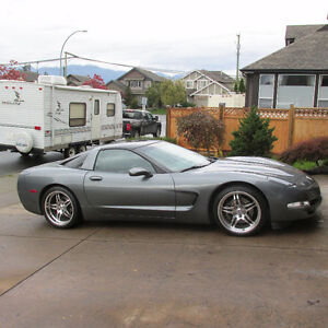 2003 CORVETTTE - CHILLIWACK $24,000