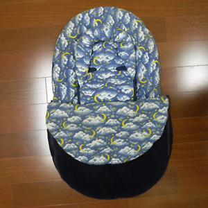 Carseat Cover, Baby Legs, Growth Chart, Crib Bumpers, Books