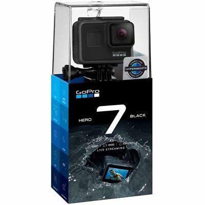 GoPro HERO7 Action Camera  Black BRAND NEW