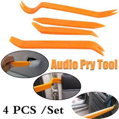 Car Radio Audio Stereo Door Trim Dash Panel Install Removal Pry Tool Tools Kits