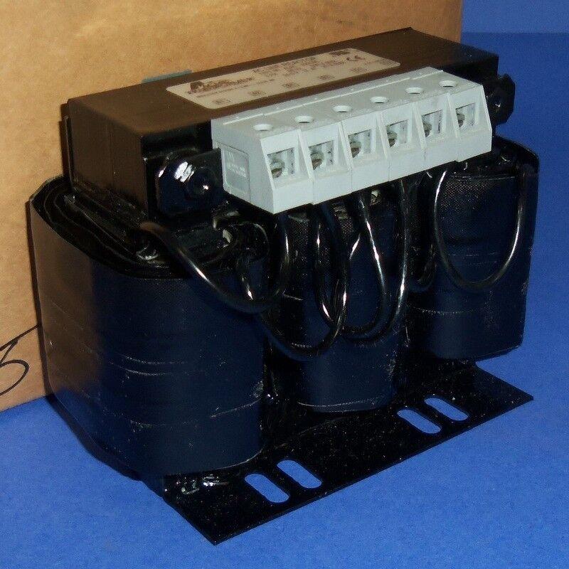 ACME TRANSFORMER 3-PHASE 480V AC LINE REACTOR ALRC-025TBC *NEW*