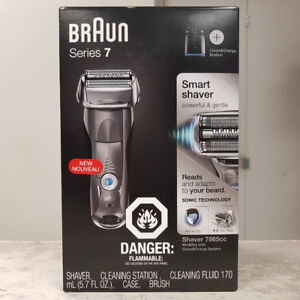 Braun Series 7 Wet & Dry Electric Foil Shaver