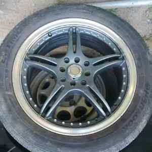 17 inch rims tires hankook