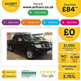 Nissan Navara Tekna FROM £84 PER WEEK!